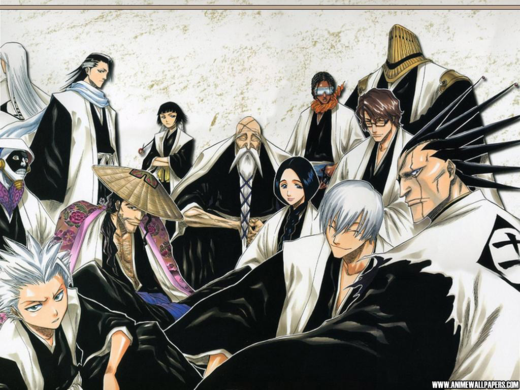Bleach Anime Wallpaper # 24