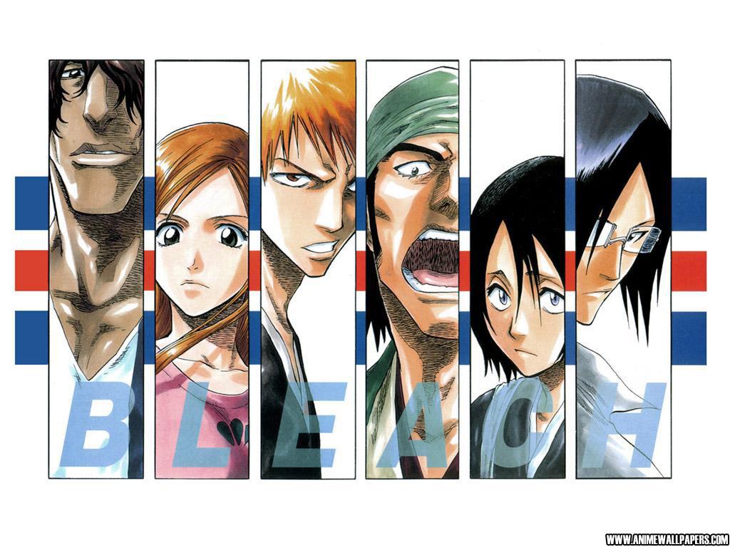 Bleach Anime Wallpaper # 26