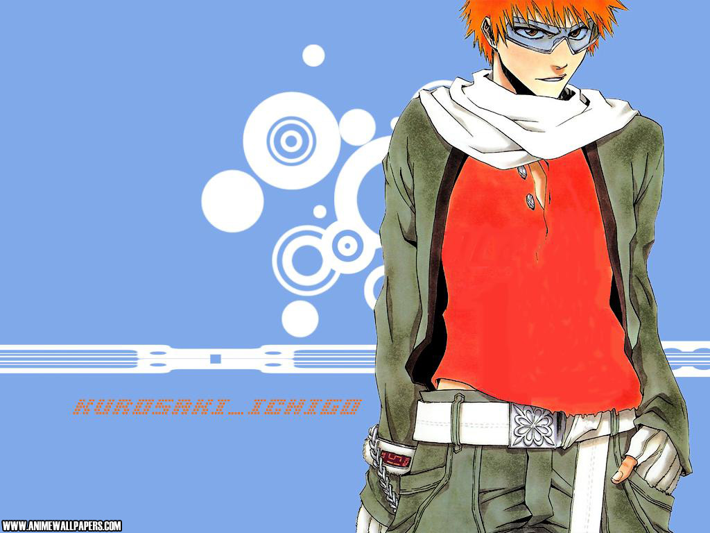 Bleach Anime Wallpaper # 41