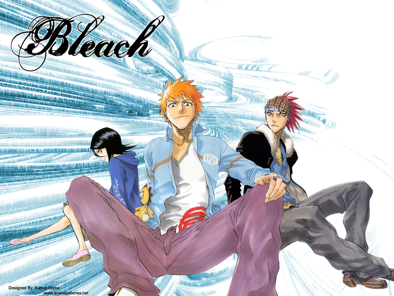 Bleach Anime Wallpaper # 61