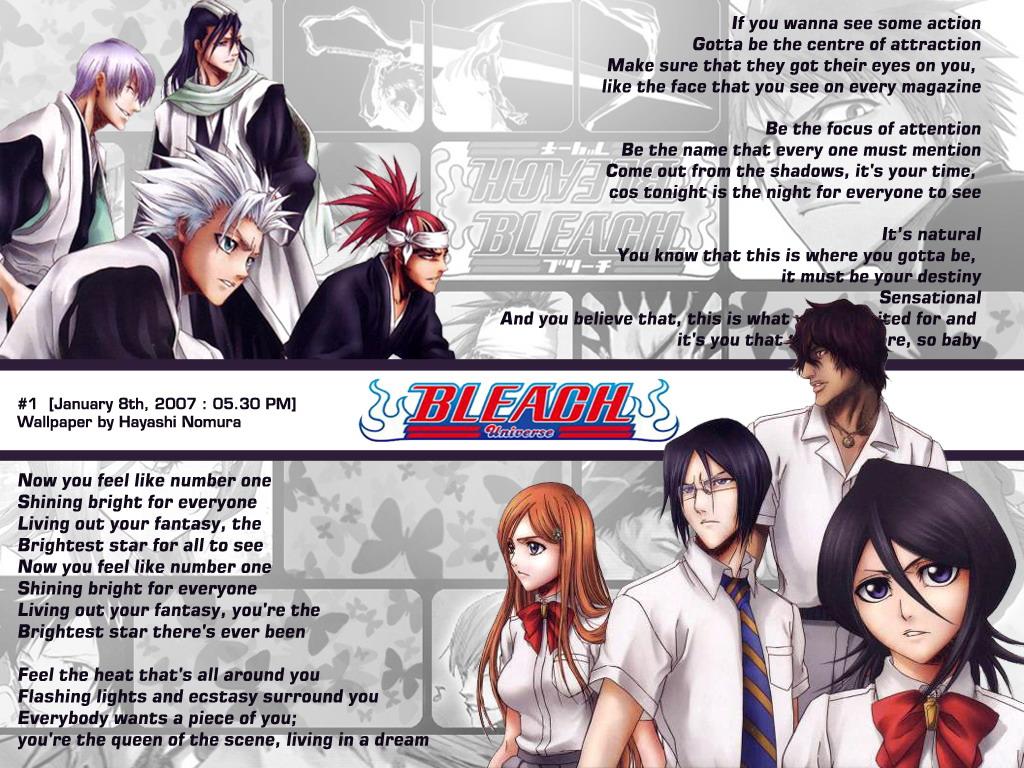 Bleach Anime Wallpaper # 7