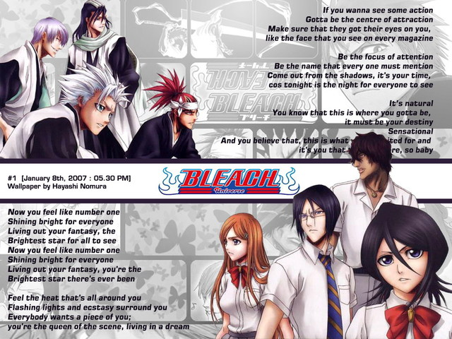 Bleach Anime Wallpaper #7