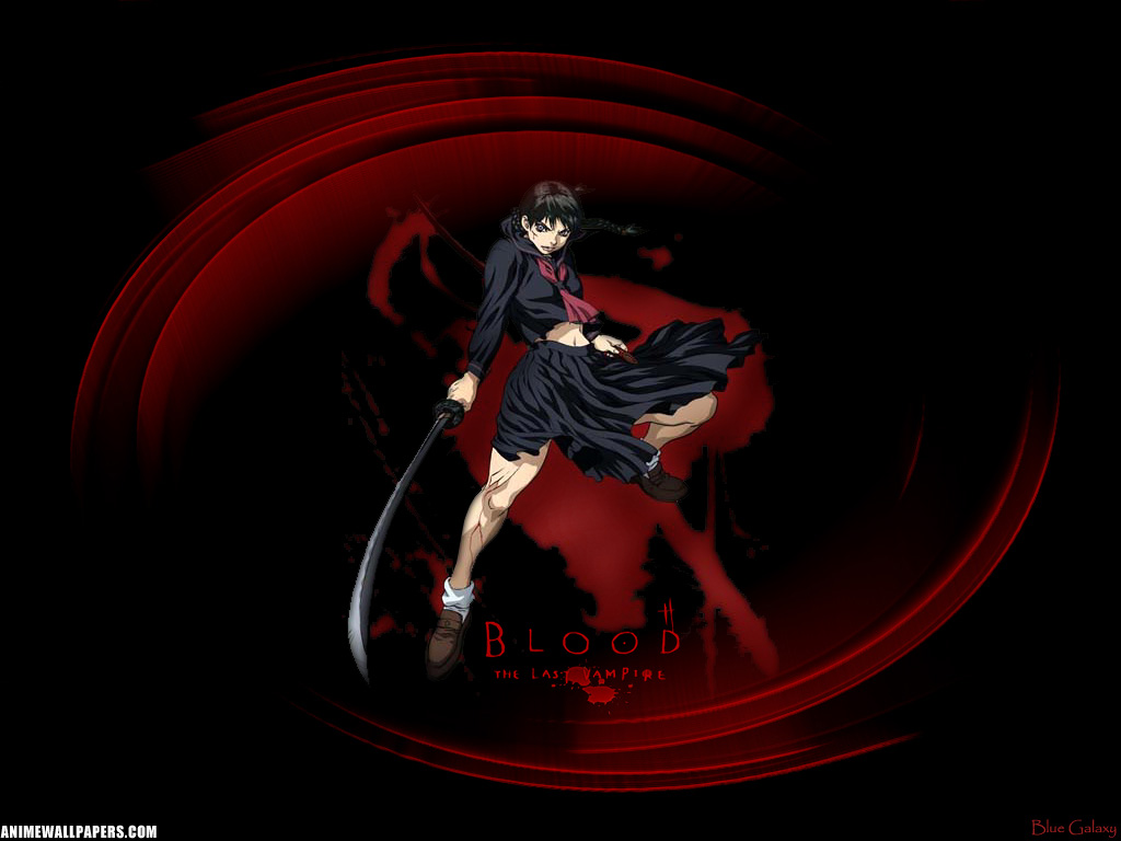 Blood Anime Wallpaper # 4