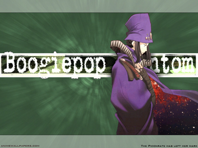 Boogiepop Phantom Anime Wallpaper #4