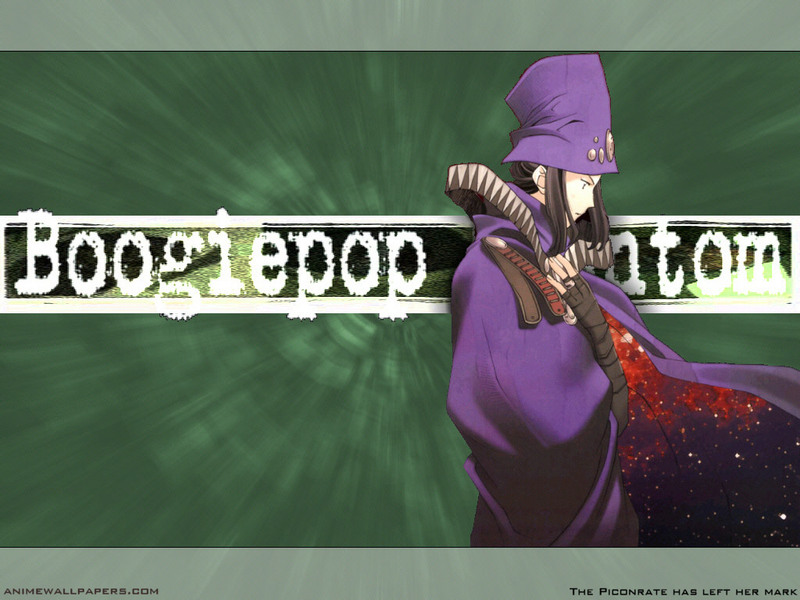 Boogiepop Phantom Anime Wallpaper # 4