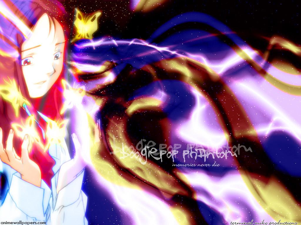 Boogiepop Phantom Anime Wallpaper # 6