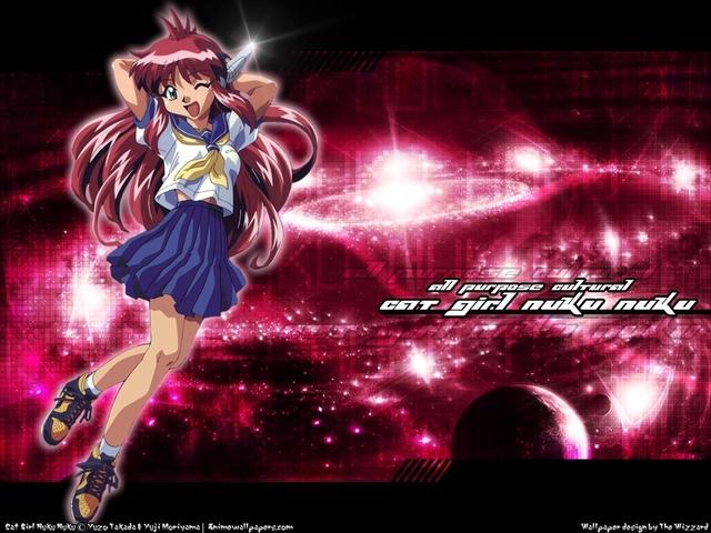 Catgirl Nuku Nuku Anime Wallpaper #2