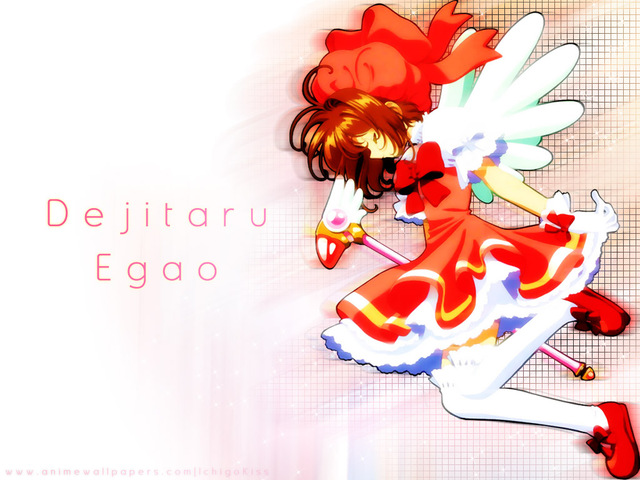 Card Captor Sakura Anime Wallpaper #109