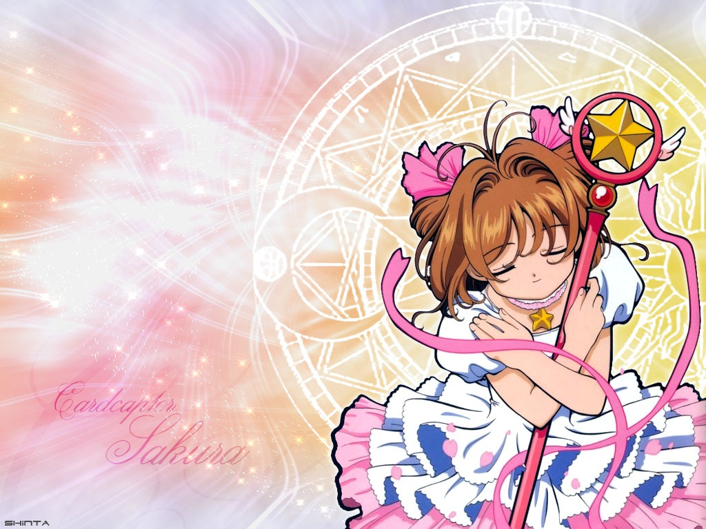 Card Captor Sakura Anime Wallpaper # 1