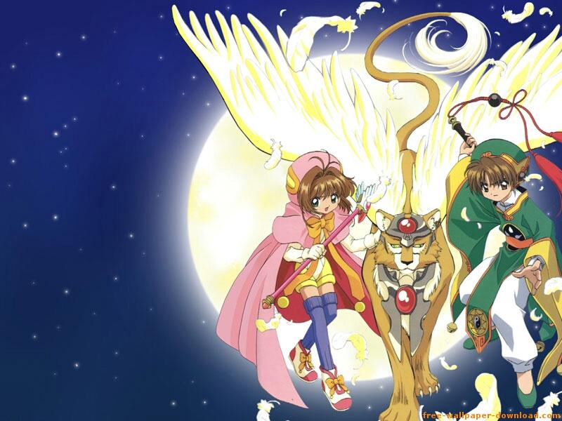 Card Captor Sakura Anime Wallpaper # 20