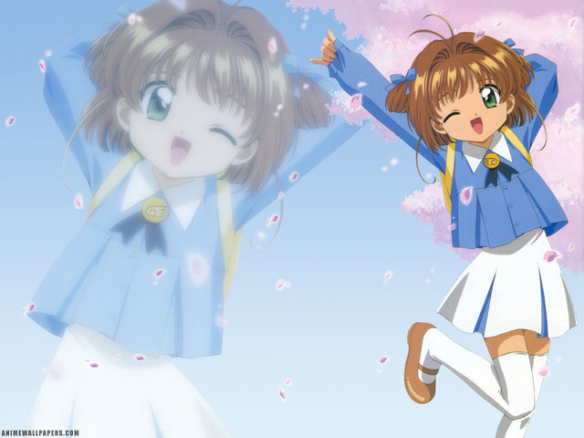 Card Captor Sakura Anime Wallpaper #21