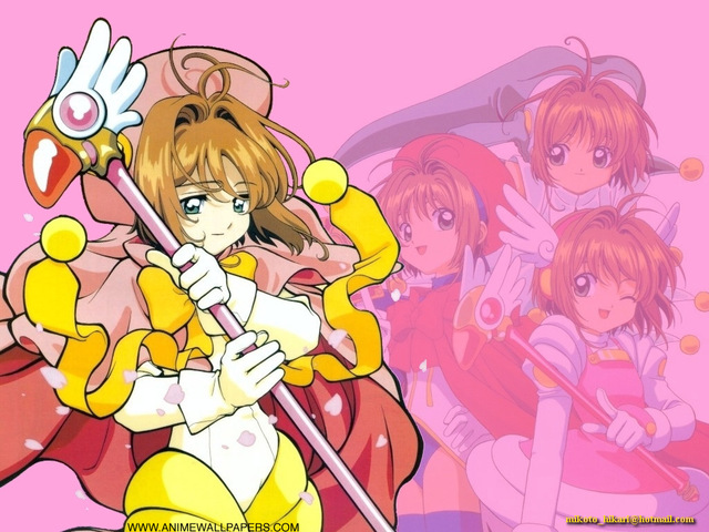 Card Captor Sakura Anime Wallpaper #22
