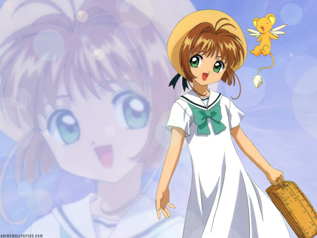 Card Captor Sakura Anime Wallpaper #30