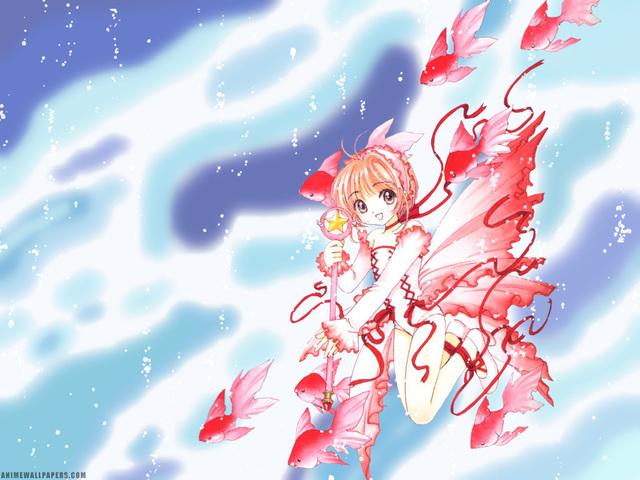 Card Captor Sakura Anime Wallpaper #43