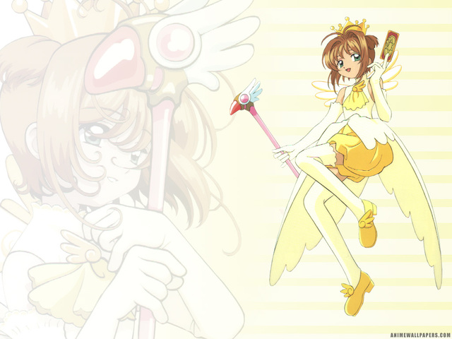 Card Captor Sakura Anime Wallpaper #56