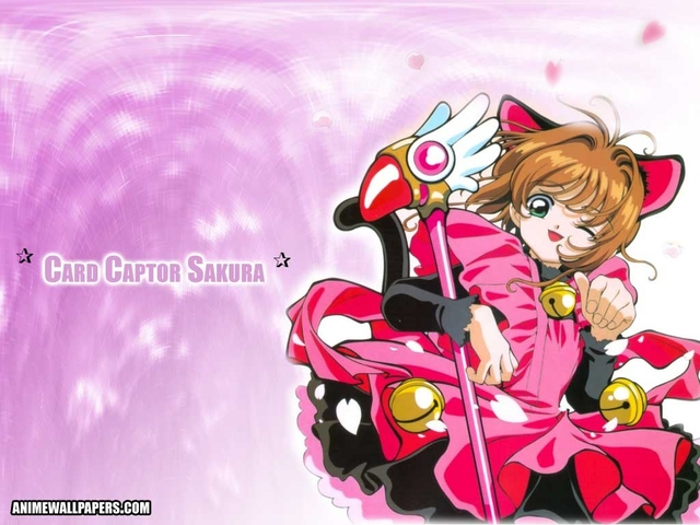 Card Captor Sakura Anime Wallpaper #81