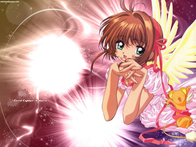 Card Captor Sakura Anime Wallpaper #8