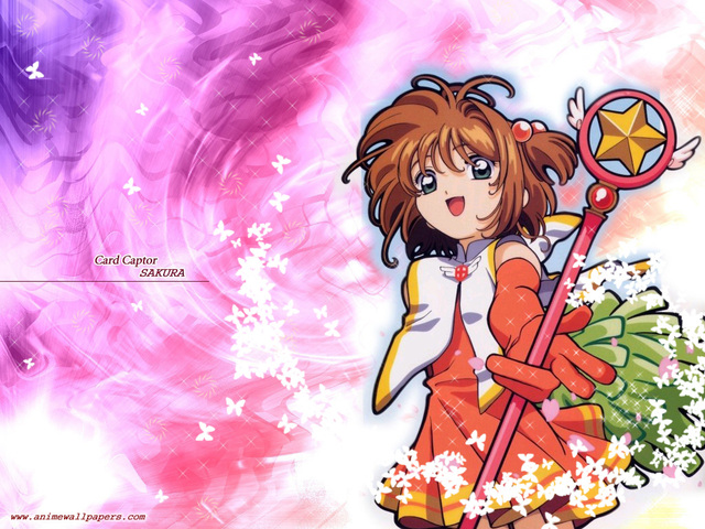 Card Captor Sakura Anime Wallpaper #94