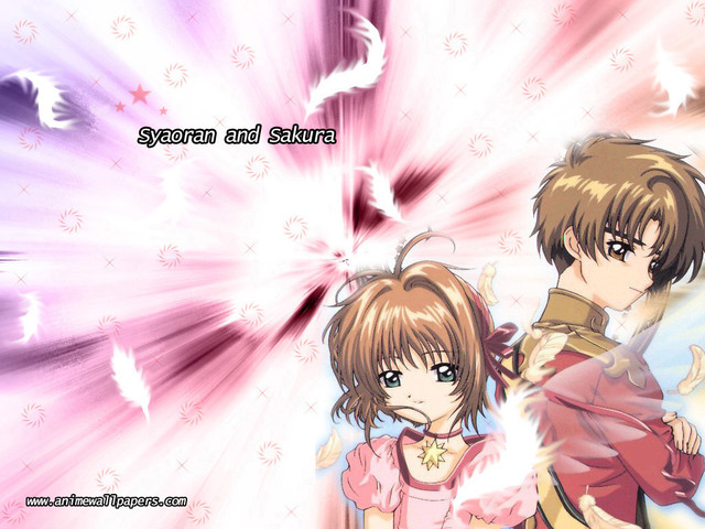 Card Captor Sakura Anime Wallpaper #96
