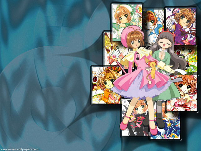 Card Captor Sakura Anime Wallpaper #98