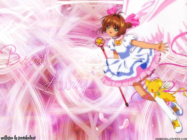 Card Captor Sakura Anime Wallpaper #9