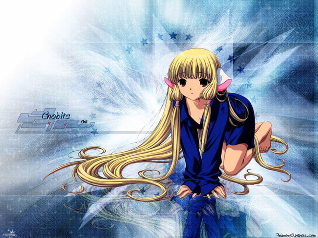 Chobits Anime Wallpaper #18