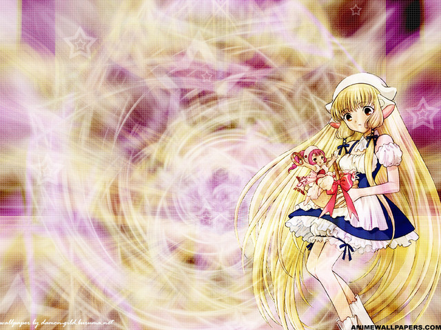 Chobits Anime Wallpaper #23