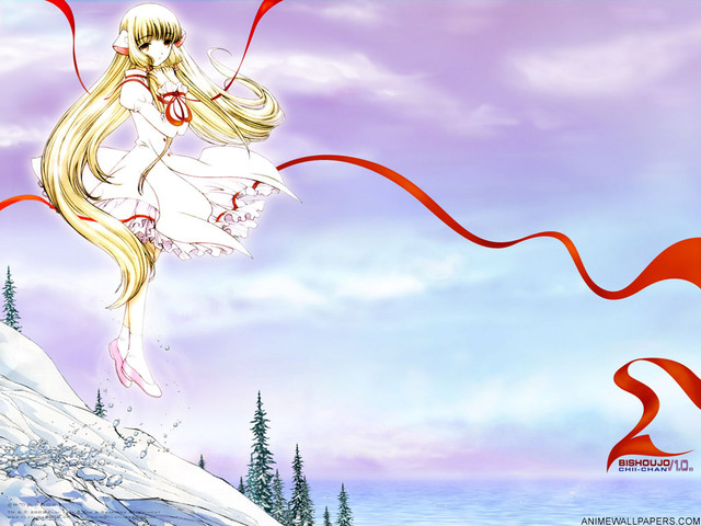 Chobits Anime Wallpaper #41