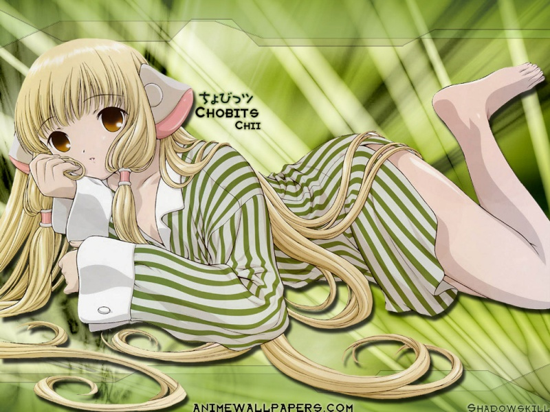Chobits Anime Wallpaper # 42