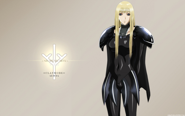 Claymore Anime Wallpaper #18