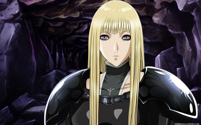 Claymore Anime Wallpaper #19