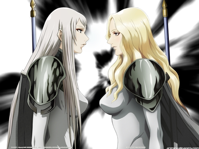 Claymore Anime Wallpaper #2