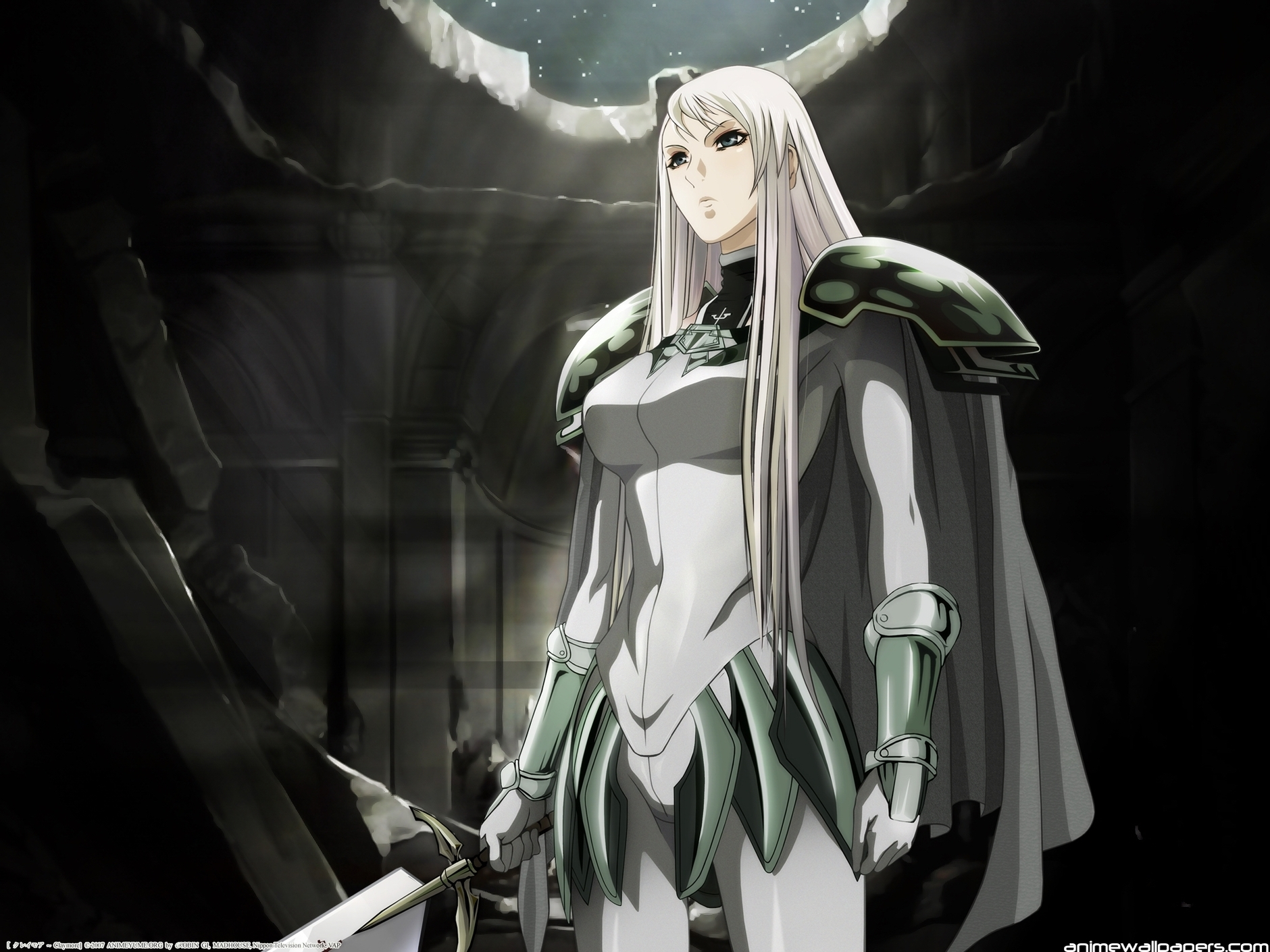 Claymore Anime Wallpaper # 3