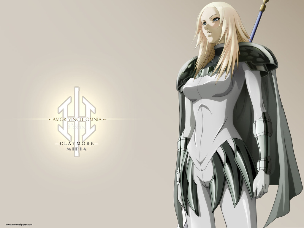 Claymore Anime Wallpaper # 4