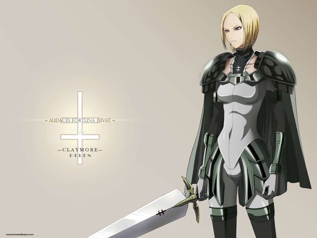 Claymore Anime Wallpaper # 5