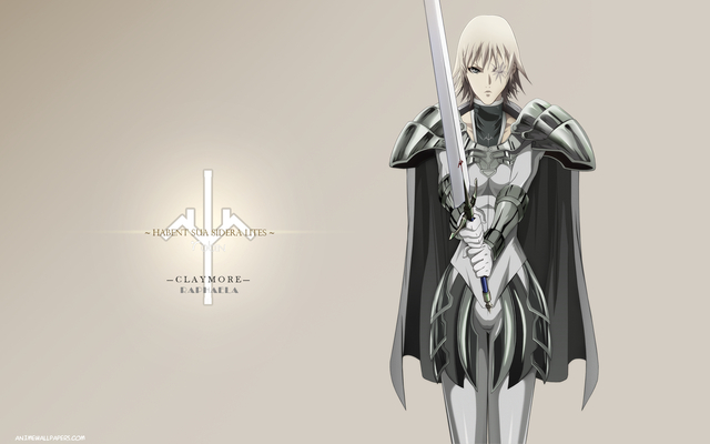 Claymore Anime Wallpaper #8