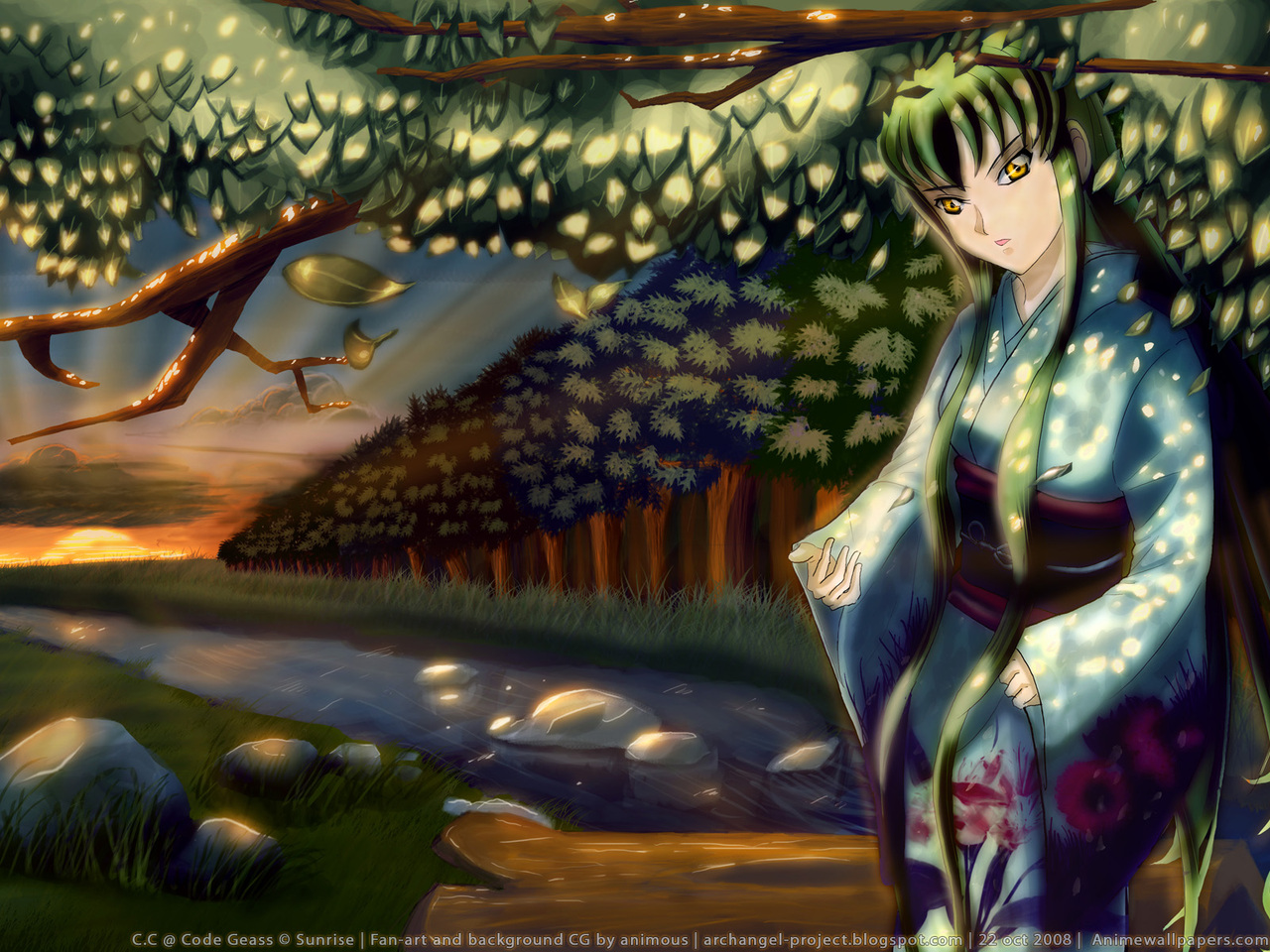 Code Geass Anime Wallpaper # 11
