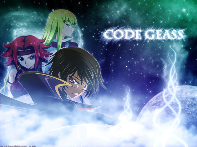 Code Geass Anime Wallpaper #3