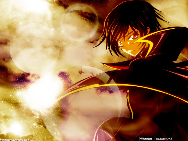 Code Geass Anime Wallpaper #5
