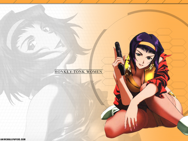 Cowboy Bebop Anime Wallpaper #25