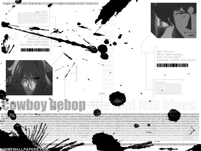 Cowboy Bebop Anime Wallpaper #56