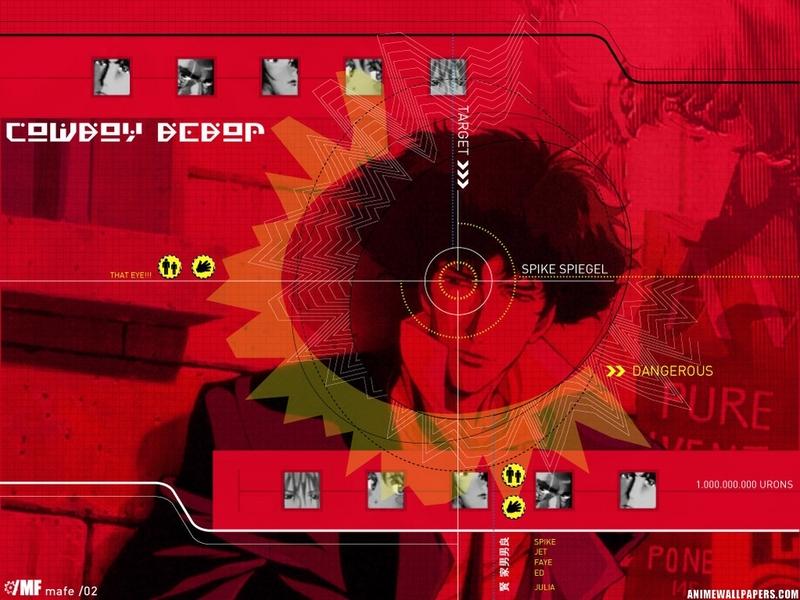 Cowboy Bebop Anime Wallpaper # 63
