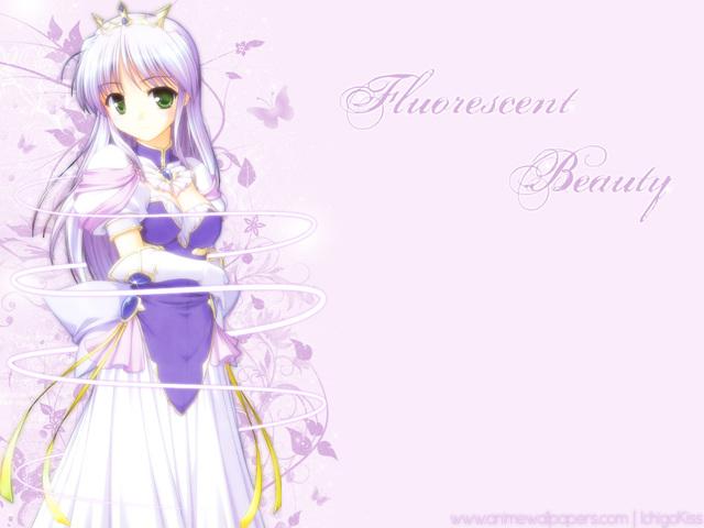Crescent Love Anime Wallpaper #2