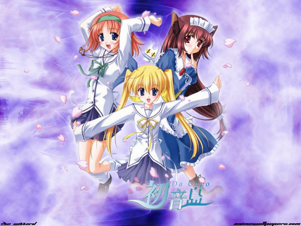 Da Capo Anime Wallpaper # 4