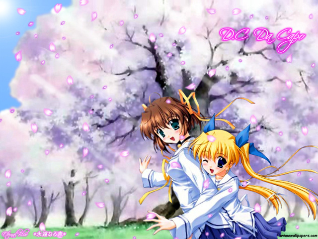 Da Capo Anime Wallpaper #5