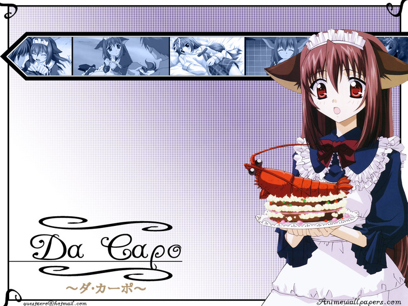 Da Capo Anime Wallpaper # 7