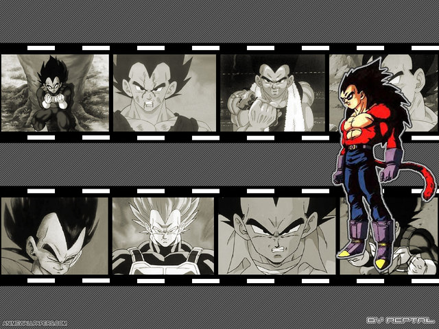 Dragonball GT Anime Wallpaper #1