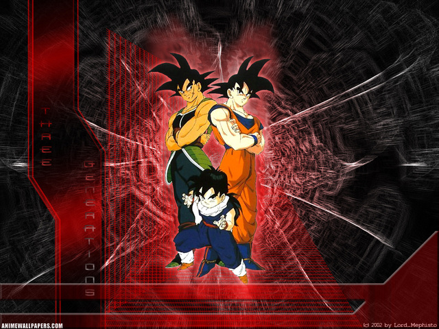 Dragonball Z Anime Wallpaper #11