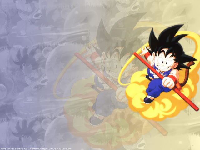 Dragonball Z Anime Wallpaper #19