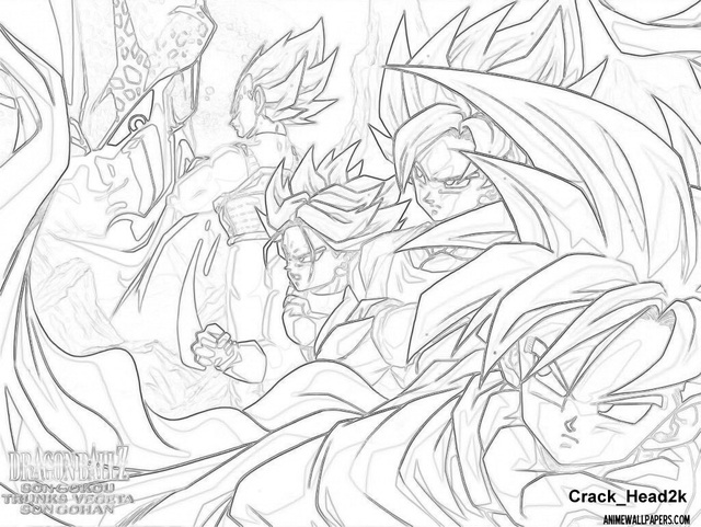 Dragonball Z Anime Wallpaper #1